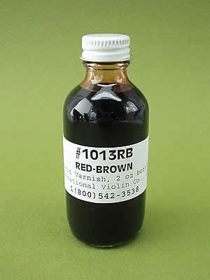 アルコールニス 上質 レッドブラウン 営業 #1013RB
