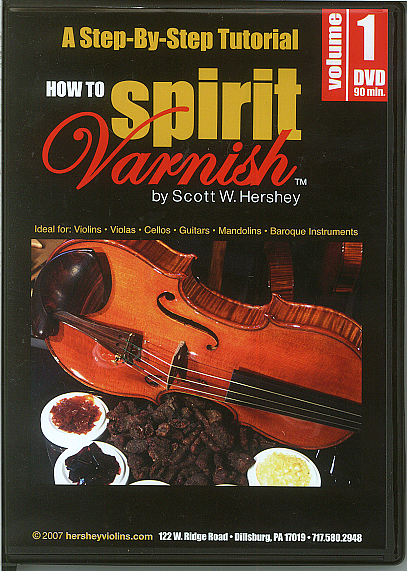 HOW TO sprit Varnish