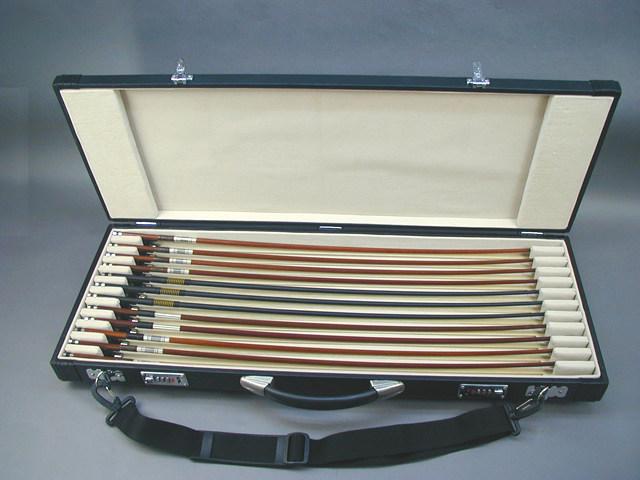 バイオリン弓ケース・12本用