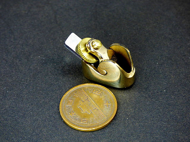 ウイスキー専門店 蔵人クロード カンナ IBEX 刃幅:8mm/丸底, CZONE 1f826d5a