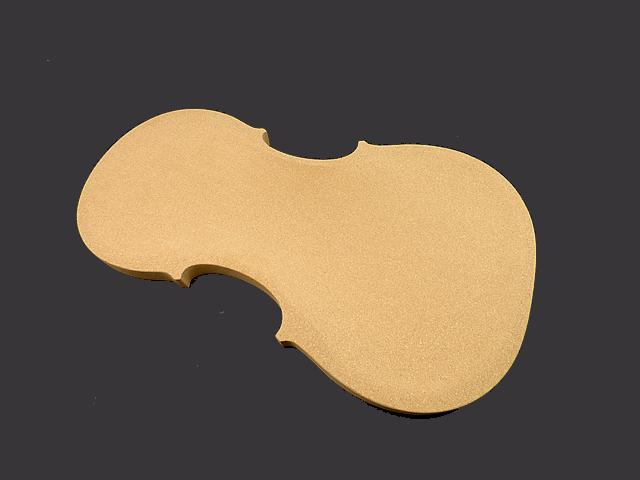 Cork Form for CelloStandard Model