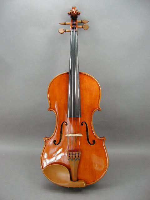 "Luthier Series Viola Boxwood 15.5""#07"