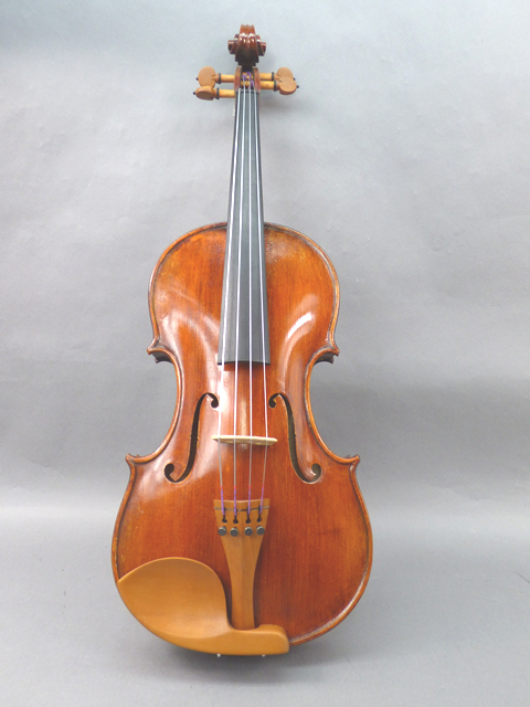 "Luthier Series Viola 15.5""Boxwood Old Finish"