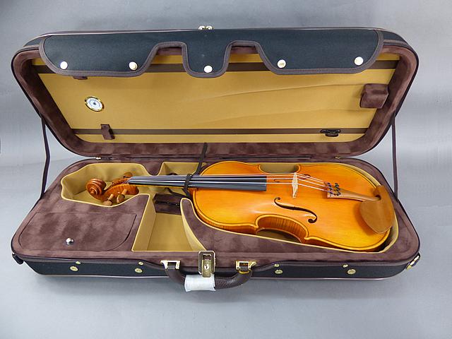 Luthier Series Viola Set17インチ 05 特製ケース付き