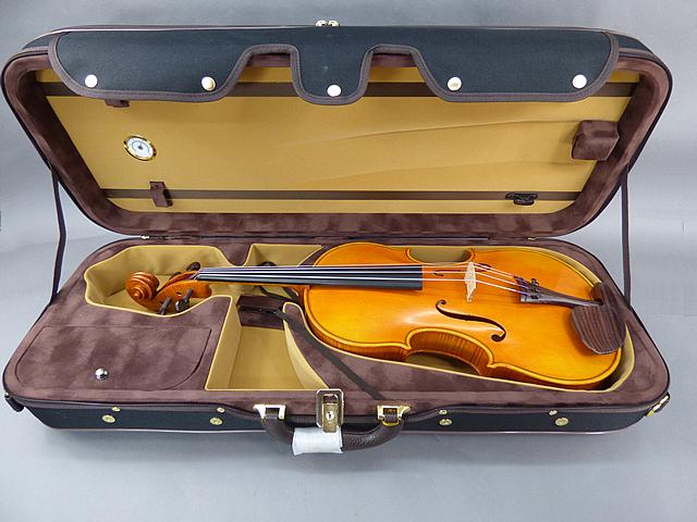 Luthier Series Viola Set17インチ 06 特製ケース付き
