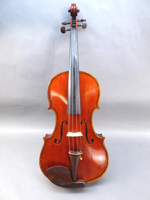 Luthier Inlaied Viola 16