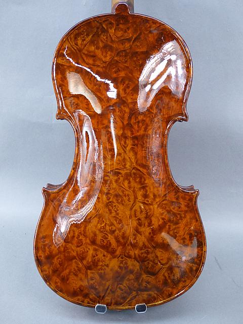 "Luthier Series Bird's eye Viola  16"" #06 French16インチ バーズアイ ヴィオラ"