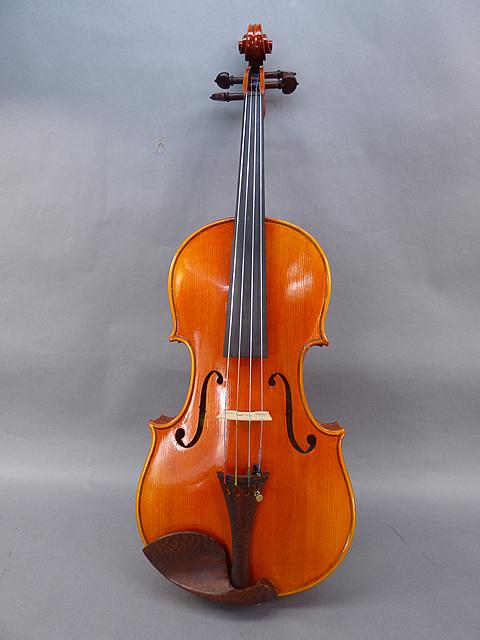 "Luthier Series Viola Snakewood Ft 16.5""#27"