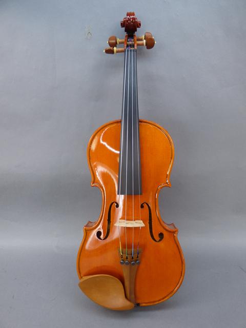 Luthier Series 7/8 ViolinBoxwood Dresden