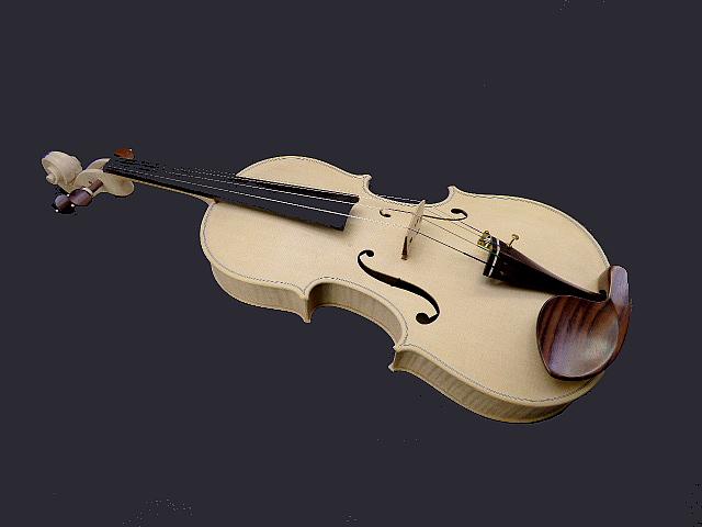 Luthier Series White Viola 16.5インチ