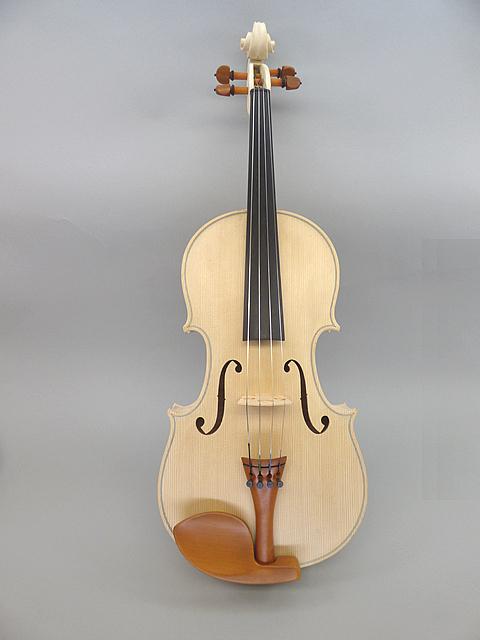 Luthier Series White Viola 16.5