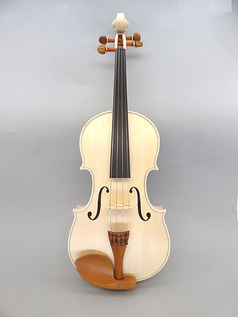 Luthier Series White Viola 16