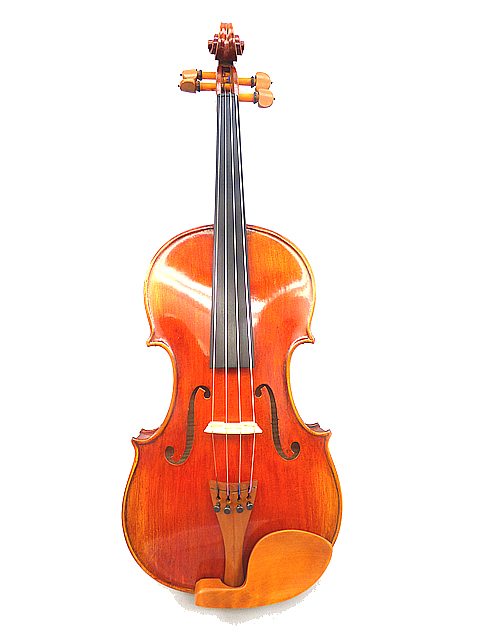 左きき用ビオラ Luthier Series Viola/Left Handed Viola 15.5 inch  Boxwood Fittings