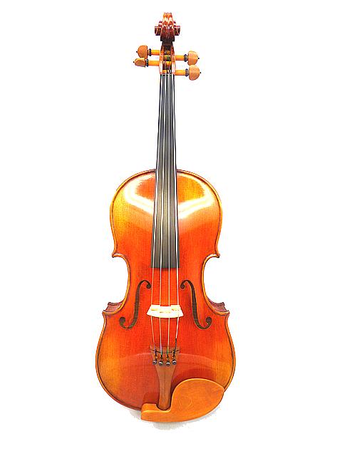 左きき用ビオラ Luthier Series Viola/Left Handed Viola 16.5 inch Boxwood 01