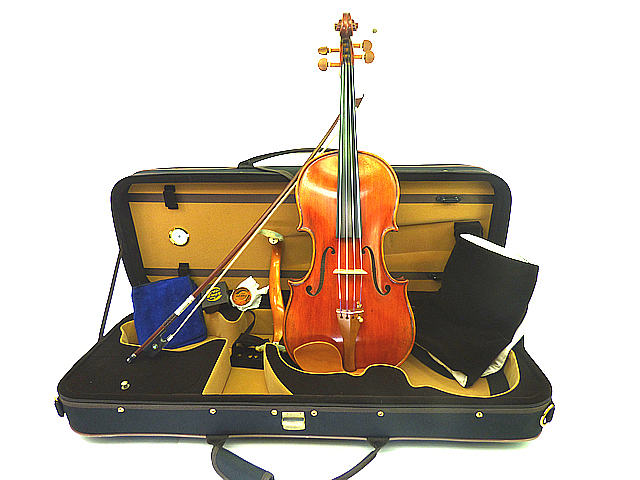Luthier SeriesTonewood viola set 16.5