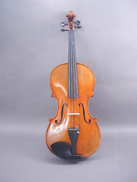 """Luthier Series Viola Guaruneri 16.5"""""""