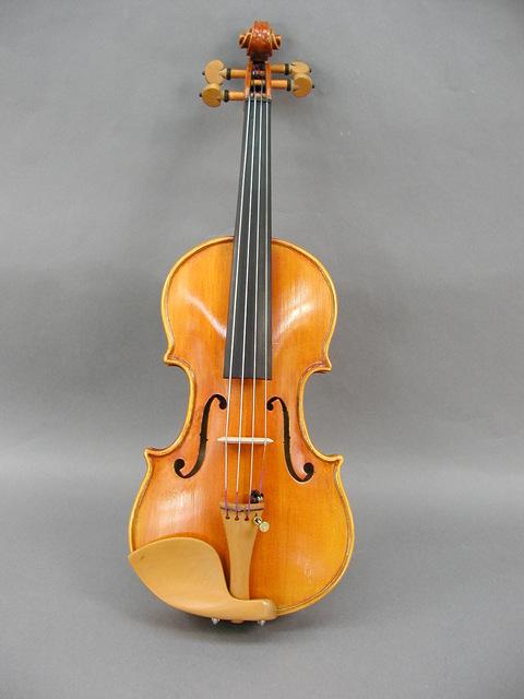 クラフト バイオリンセット 1/4ボックスウッド アルコールニス 02