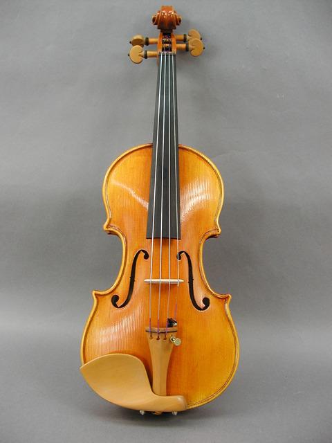 クラフト バイオリンセット 1/4ボックスウッド アルコールニス 04