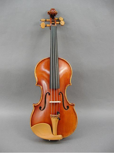 クラフト バイオリンセット 1/4ボックスウッド アルコールニス 05