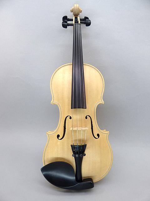 Amati White Violinホワイト バイオリン