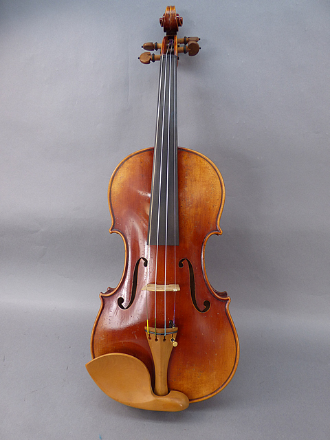 スコット カオ 工房 バイオリンKing Josephe 1737 No.880