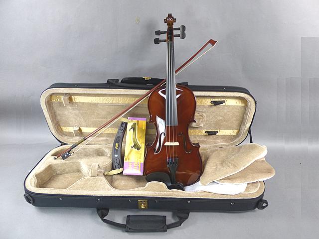 set Violin Set Standard Starter's 3/4サイズ