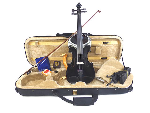 カラーバイオリン Premium Set Black
