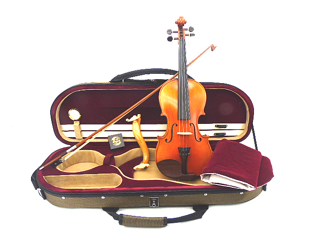 Luthier Series 7/8 Violin SetRosewood Fittings
