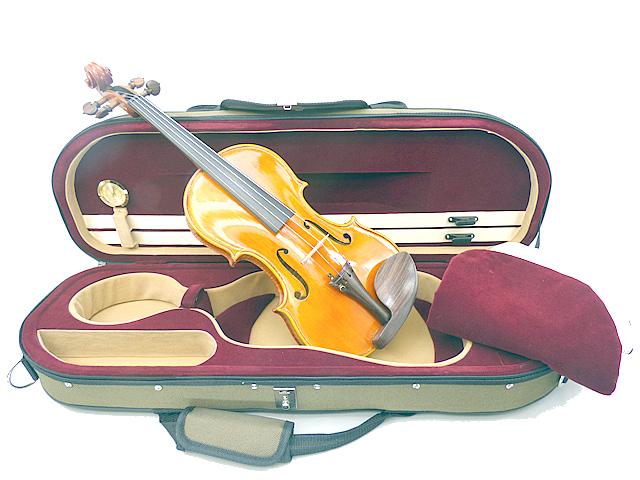 左きき用バイオリン Rosewood White #05