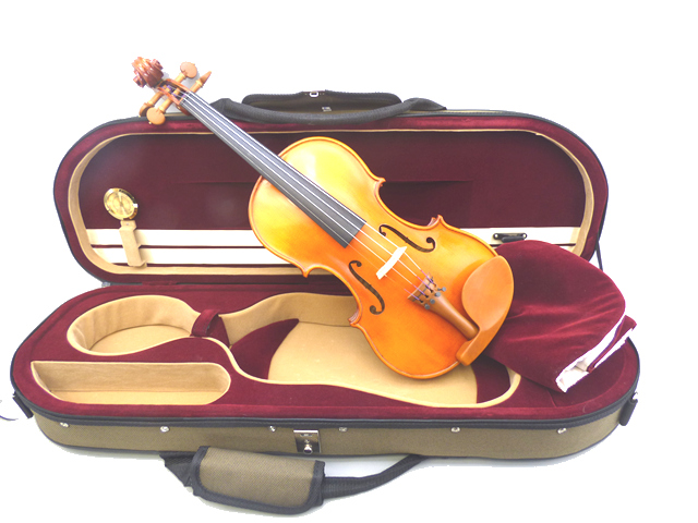 左きき用バイオリン Boxwood French tp