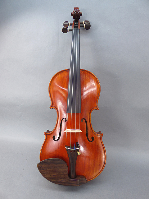 Luthier Strad ViolinRosewood White