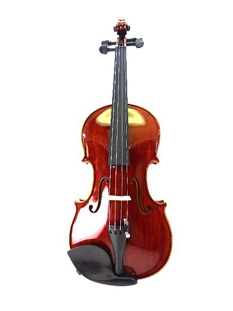Drexcell Violin 1/2 No.100 - All Ebony