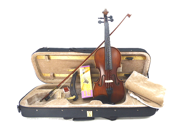 Standard Violin Set 3/4サイズStarter's set Antique Model