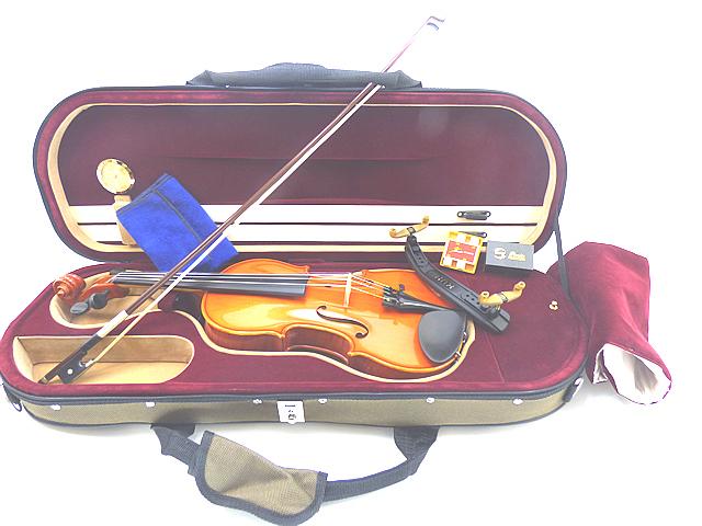 【中古】鈴木バイオリンNo.310-3/4-2005年製
