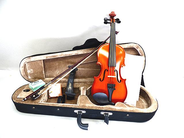 【特価:B-級品】Romanza RV-2501/8バイオリン Set