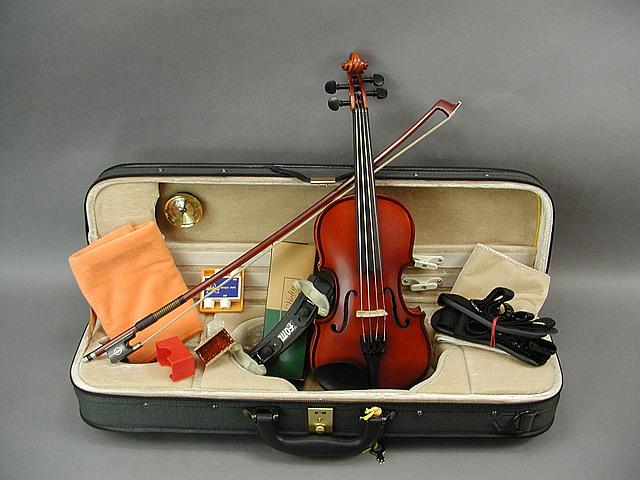 Drexcell  コンサート バイオリン 1/10 S-4
