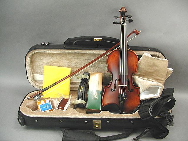 コンサート バイオリン 1/10  DLX-1