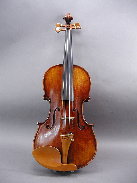 Old Finish Violin 4/4 Boxwood