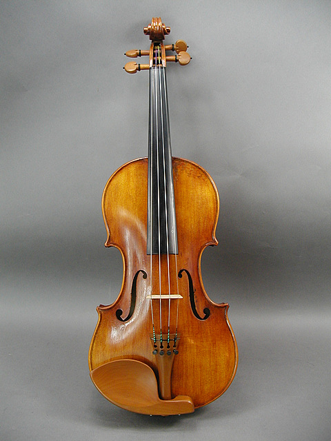 European Tonewood Violin 4/4オールド風仕上げ Boxwood Strad