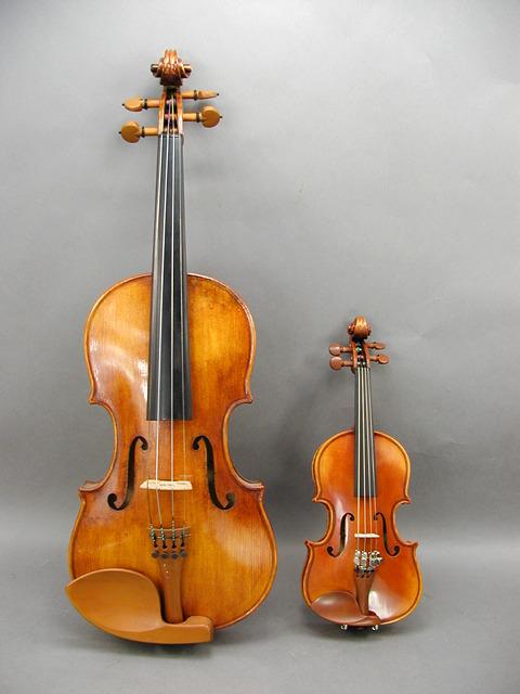 Ascot Violin No.50 set 1/32アスコット バイオリンセット
