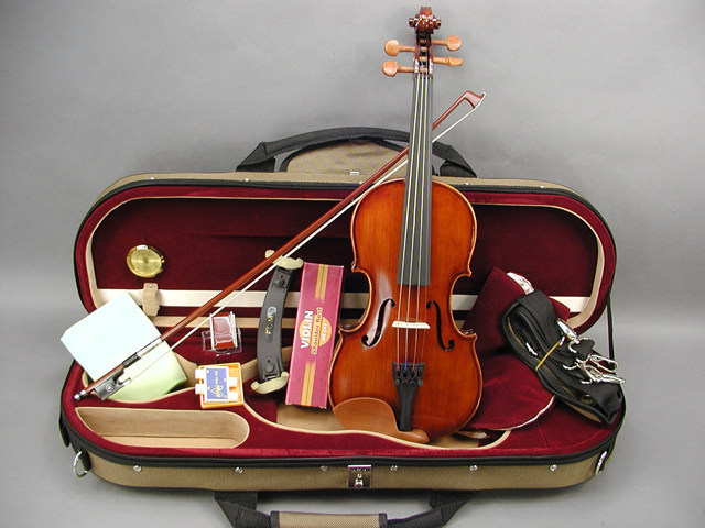 ハイコスパ バイオリン セット Advanced Violin 1/2