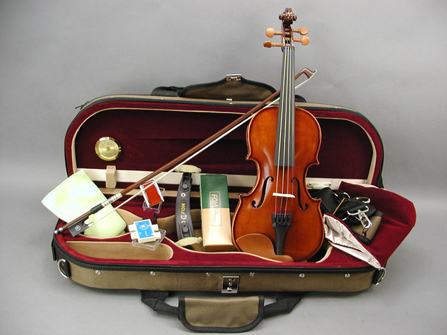 Advanced Violin Set 1/4 #3