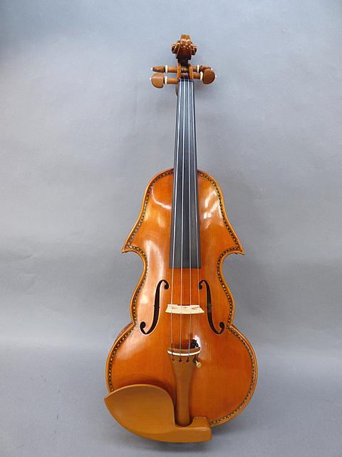 バロックバイオリン #14Inlaied TESTORE Model