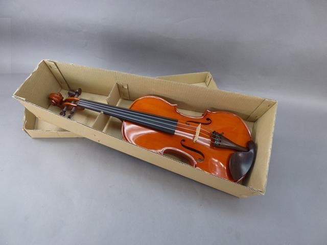 ENAバイオリン No.20-4/4 バイオリン単体販売
