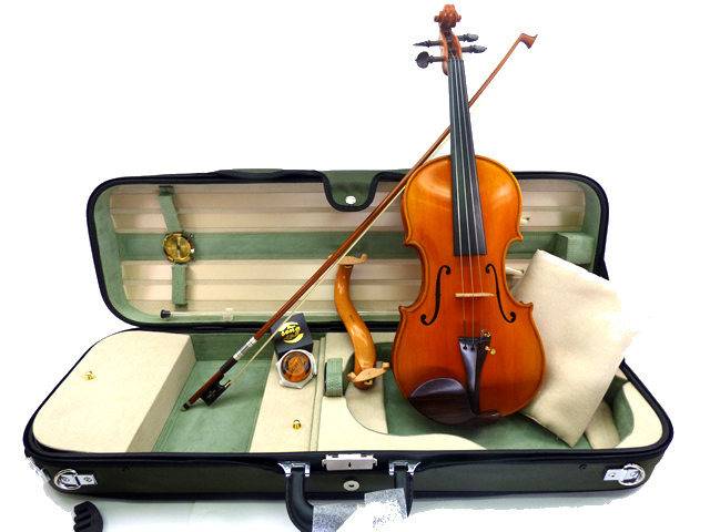 7/8 Violin Rosewood Deluxe Set