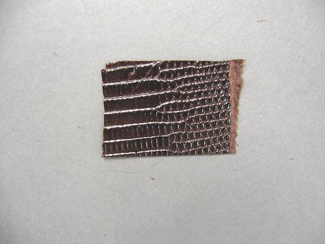 Lizard 公式サイト skin Bow Grip Contrabass for Brown 現品 弦楽器弓製作用革
