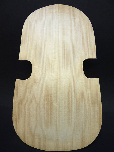 Tonewood Semi-Carved violin top 1/2バイオリン用表板 #1