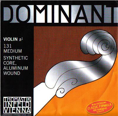 選択 バイオリン弦 ドミナント A線 本店