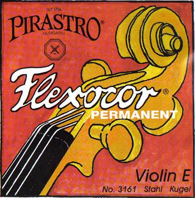 パーマネントset バイオリン弦 フレクソコア