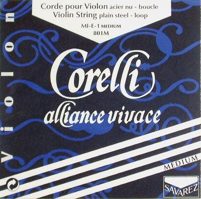 バイオリン弦 サバレス コレルリ アリアンス ヴィヴァーチェ SAVAREZ Corelli alliance vivace